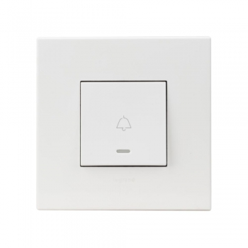 Bell Push-6 A-SP-1 Way with Indicator-2 Module-1